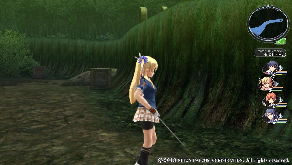 矢が生えたアリサ2