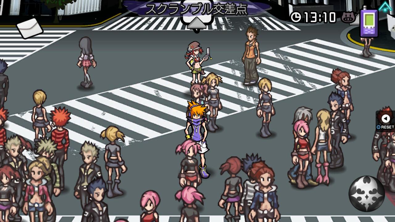 渋谷の再現度